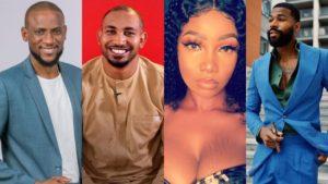 BBNaija 2019: How Nigerians voted Tacha, Mike, Jeff, Omashola