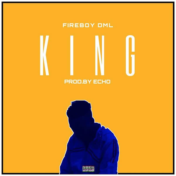 Fireboy dml - King mp3 download