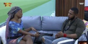 BBNaija 2019: Frodd heartbroken after Esther said they can't date -Video
