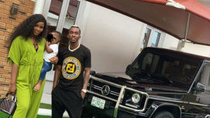 Henry Onyekuru and wife pictures
