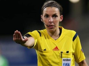 Meet The First Woman To Officiate UEFA Super Cup: Stephanie Frappart | Wiki | Pictures, Personal life, Age
