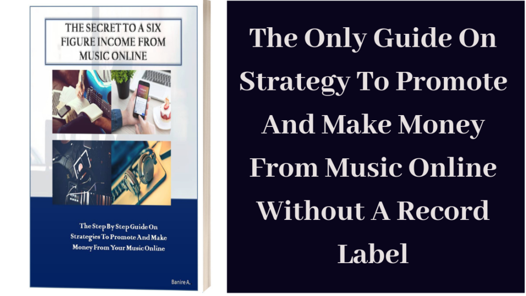 The Secret To A Six Figure Income From Music 3D book2