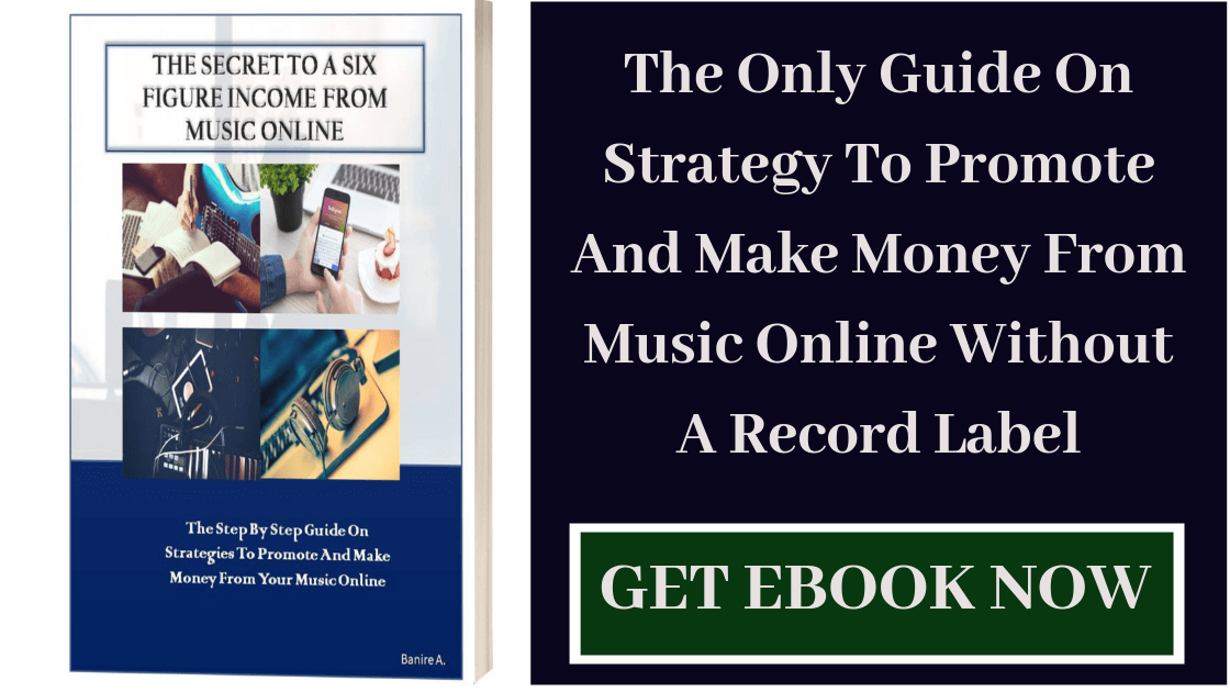 The Secret To A Six Figure Income From Music banner2
