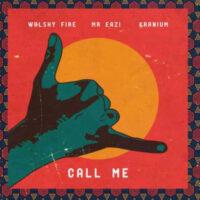 DOWNLOAD MP3: Walshy Fire x Mr Eazi x Kranium - Call Me