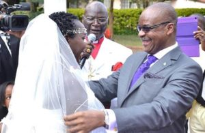 Anselm Madubuko and Emmy Kosgei wedding