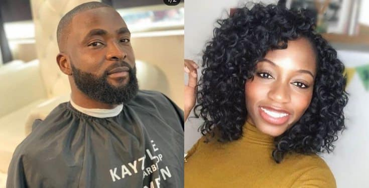 BBNaija 2019: Khafi insist she never had s3x with Gedoni