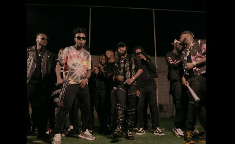 DOWNLOAD VIDEO: DMW - On God Ft. Davido, Mayorkun, Dremo