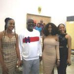Sneator Dino Melaye Hosted Evicted BBNaija Housemates At His Abuja Residence (Photos)
