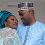 Femi Adebayo celebrates wife as she turns a year older