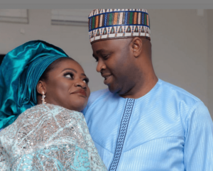 Femi Adebayo celebrates wife as she turns a year older