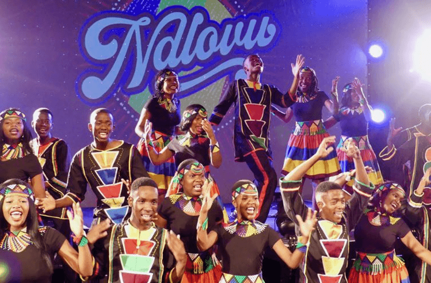 South African Group Through To America's Got Talent Finals