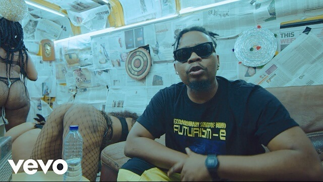 Olamide - Pawon Mp4 video download