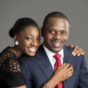 Pastor Poju Oyemade and wife picture