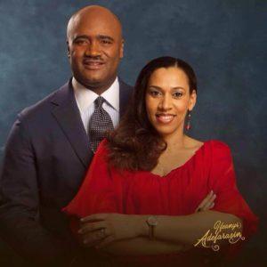 Paul Adefarasin and wife photo