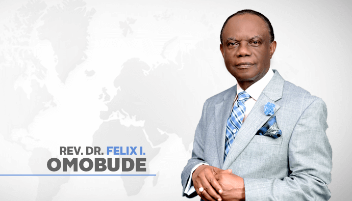 Felix Omobude Biography: Age, Wife & Pictures