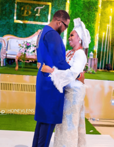 eddy A and Bam Bam Finally Weds In A Traditional Ceremony (Photos)