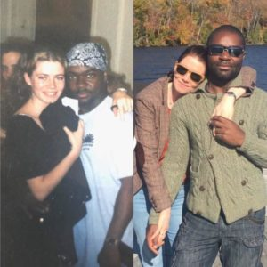 David Oyelowo and wife pictures