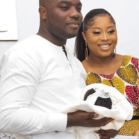 Gospel Singer, Benita Okojie Welcomes Second Child With Husband