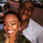 Emeka Ike and new wife, Yolanda welcome baby girl