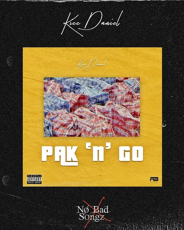 Kizz Daniel - Pak n Go Mp3 download