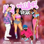 DOWNLOAD MP3: Saweetie - My Type (Remix) Ft. French Montana, Wale, Tiwa Savage