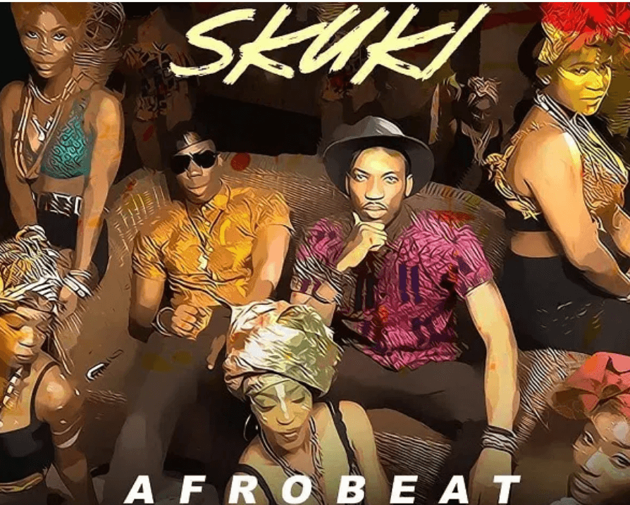 DOWNLOAD MP3: Skuki - Sexy Mama
