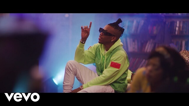 Tekno - Skeletun Mp4 video download
