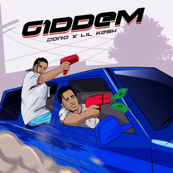 DOWNLOAD MP3: Zoro - Giddem Ft. Lil Kesh