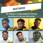 Naira Marley Missing As Headies Announces Nominees List For 13th Edition | See Full List