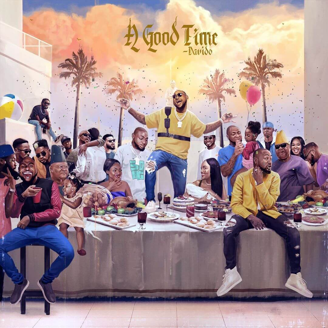 Davido - A Good Time Album DOWNLOAD