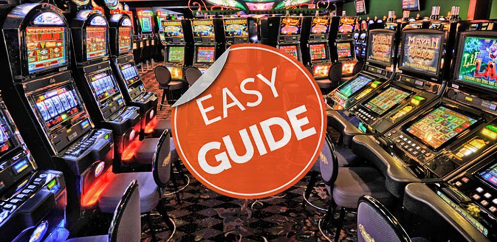 The Ultimate Slot Machine Guide - Helpful Advice