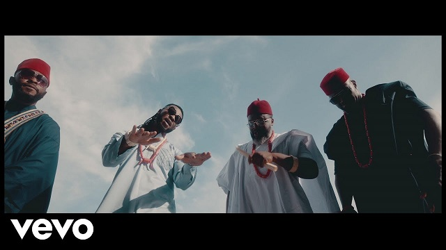 download mp4 video: Larry Gaaga - Tene Ft. Flavour