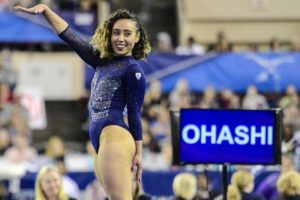 Katelyn Ohashi Bio: Age, Height, Parent, Family, Net Worth & Pictures