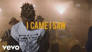 Kwesta Ft. Rick Ross - I Came I Saw MP3/MP4 VIDEO DOWNLOAD
