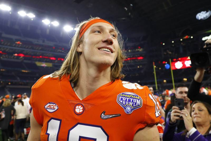 Trevor Lawrence Bio: Age, Height, Girlfriend, Net Worth & Pictures