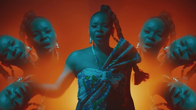 DOWNLOAD MP4 VIDEO: Yemi Alade - Lai Lai