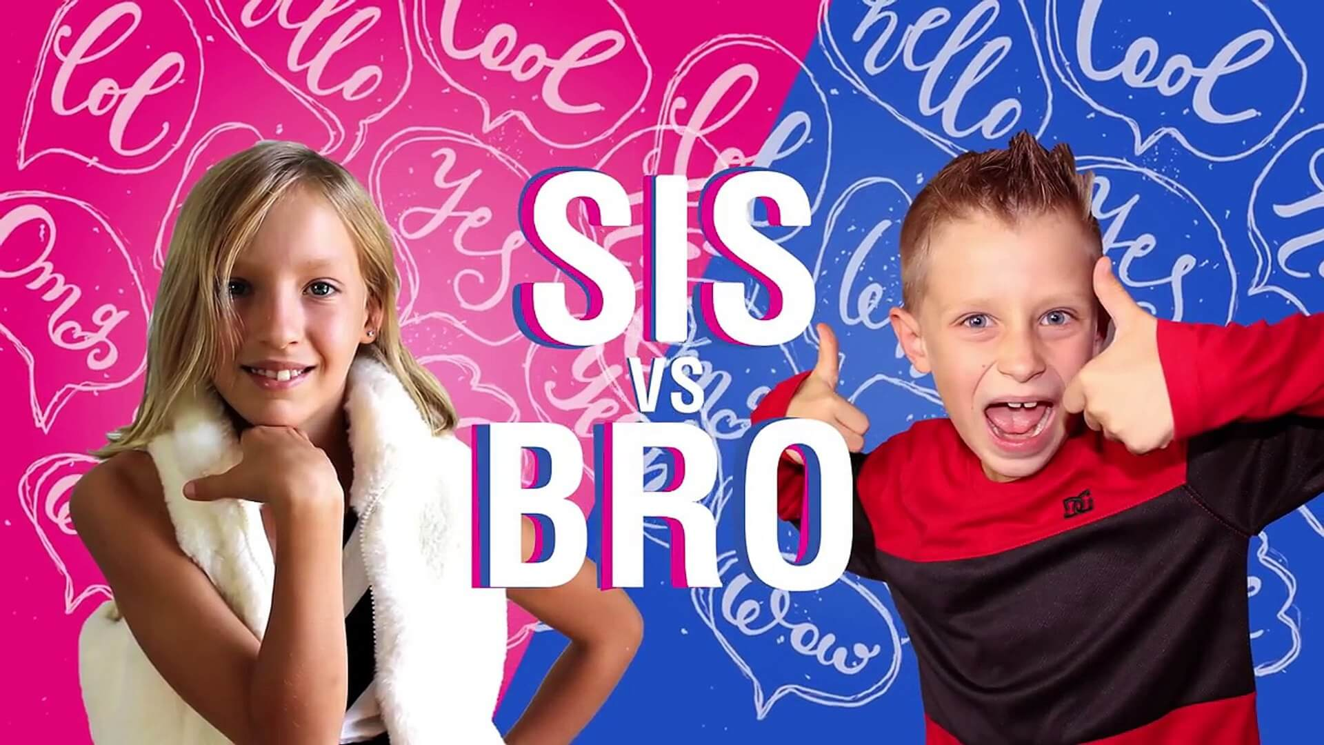 Bro vs Sis Bio: Age, Real Name, Heights, Members, Net Worth & Pictures