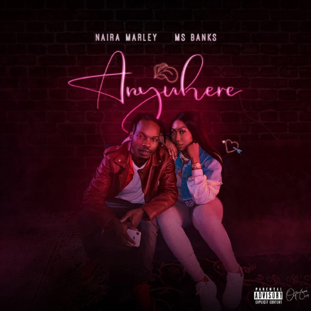 DOWNLOAD MP3: Naira Marley - Anywhere Ft. Ms Banks