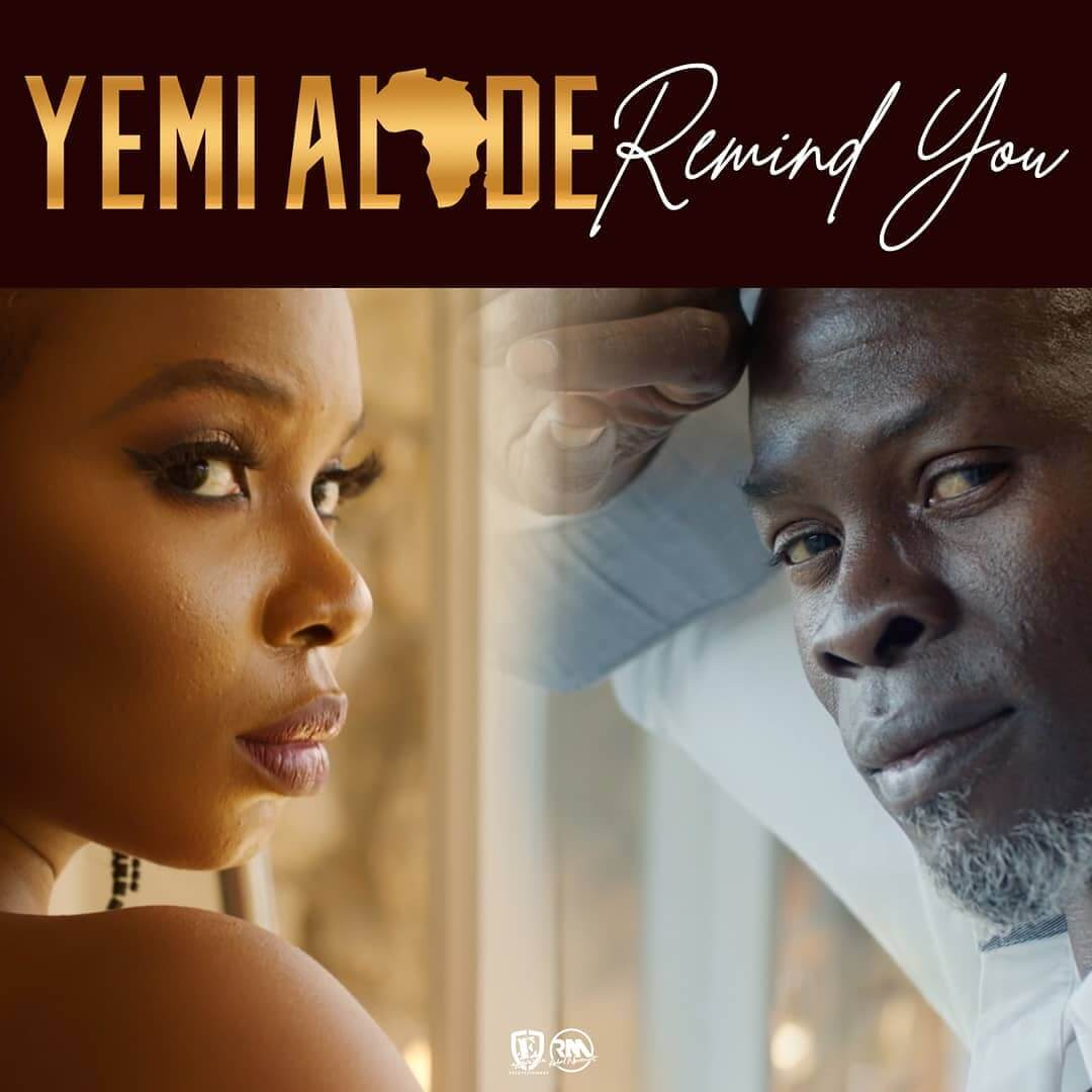 VIDEO: Yemi Alade - Remind You mp4 video download