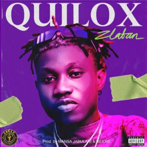DOWNLOAD MP3: Zlatan - Quilox
