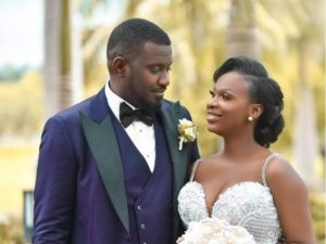 Jihn Dumelo and wife photo