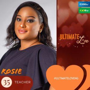 Rosie bio, age, picture