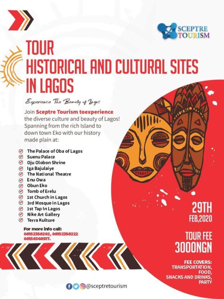 Tour in Lagos