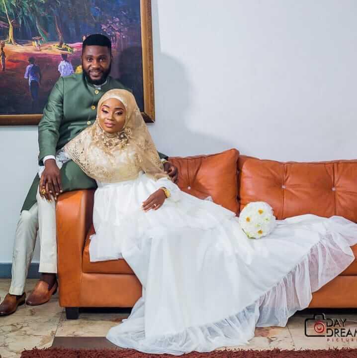 Jide Awobona wedding pics