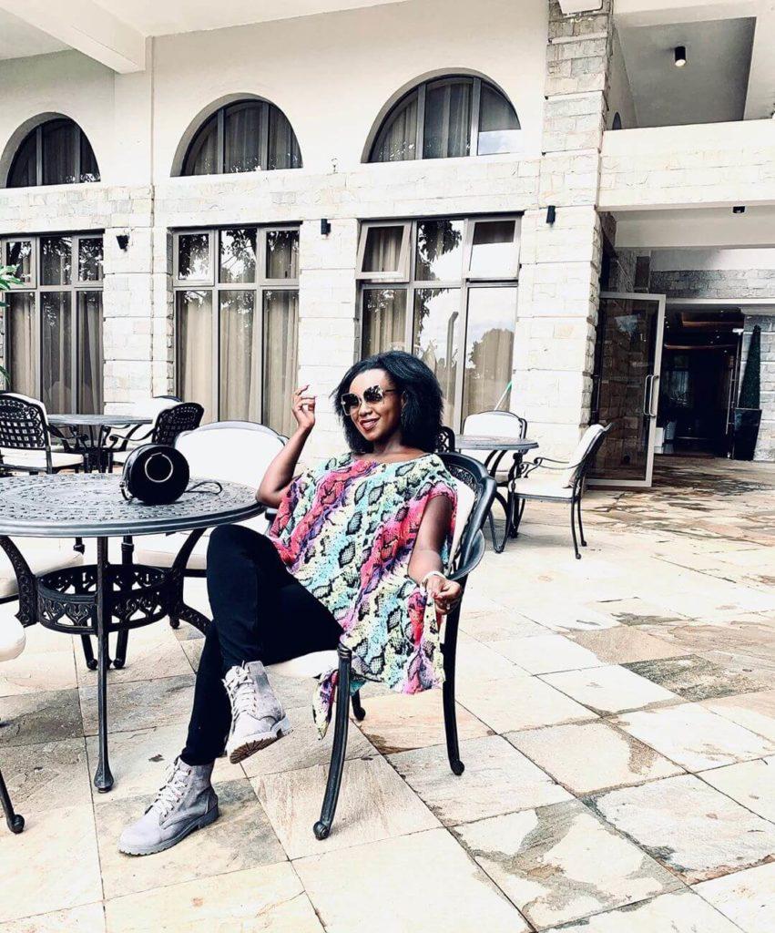 Catherine Kamau pictures