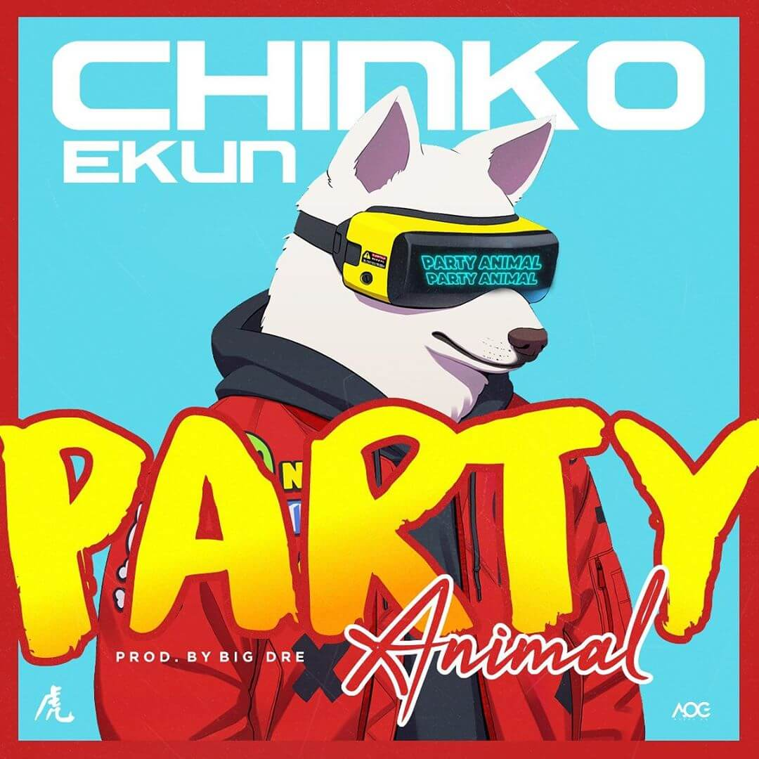 Download Chino Ekun - Party Animal Mp3