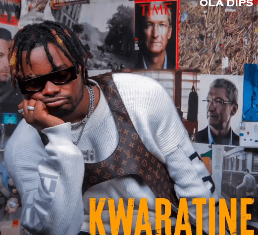 Oladips - Kwaratine mp3 download
