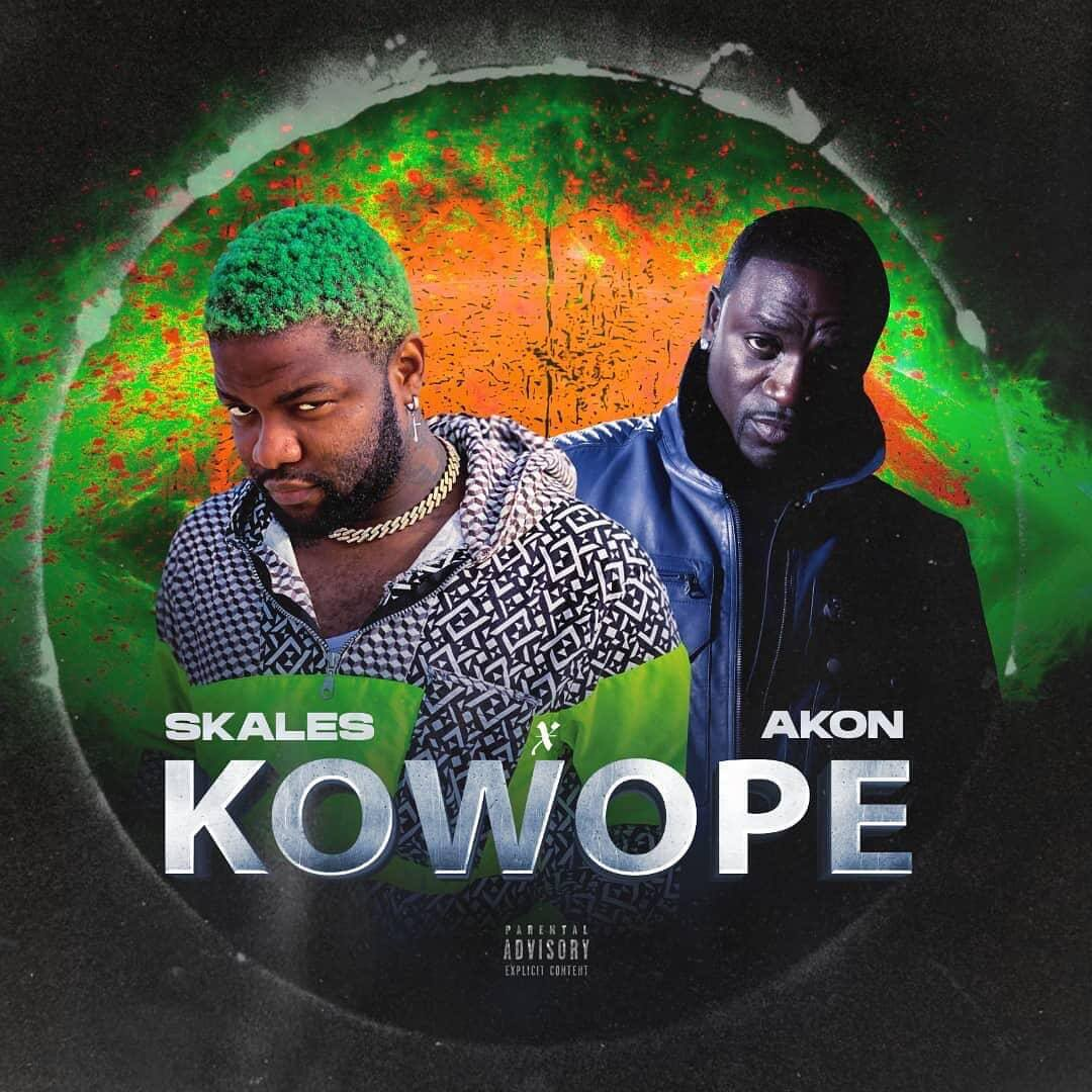 DOWNLOAD MP3: Skales Ft. Akon - Kowope