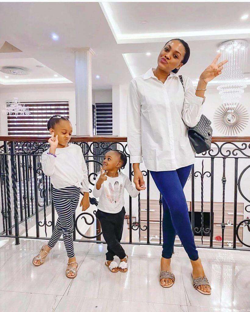 Jude Okoye Wife and Children
