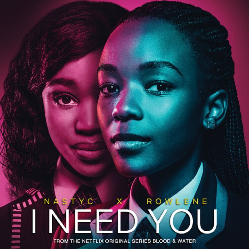 Download Nasty C - I Need You Ft. Rowlene Mp3